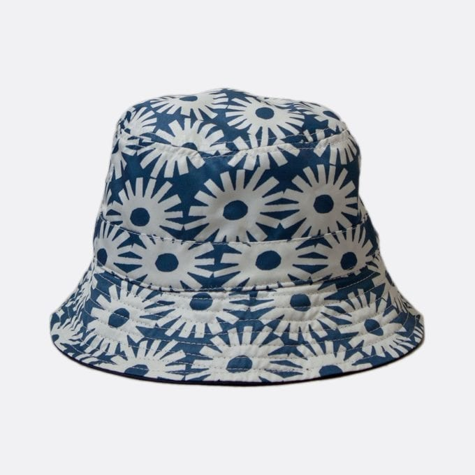 Far Afield Reversible Bucket Hat All Over Print/Design