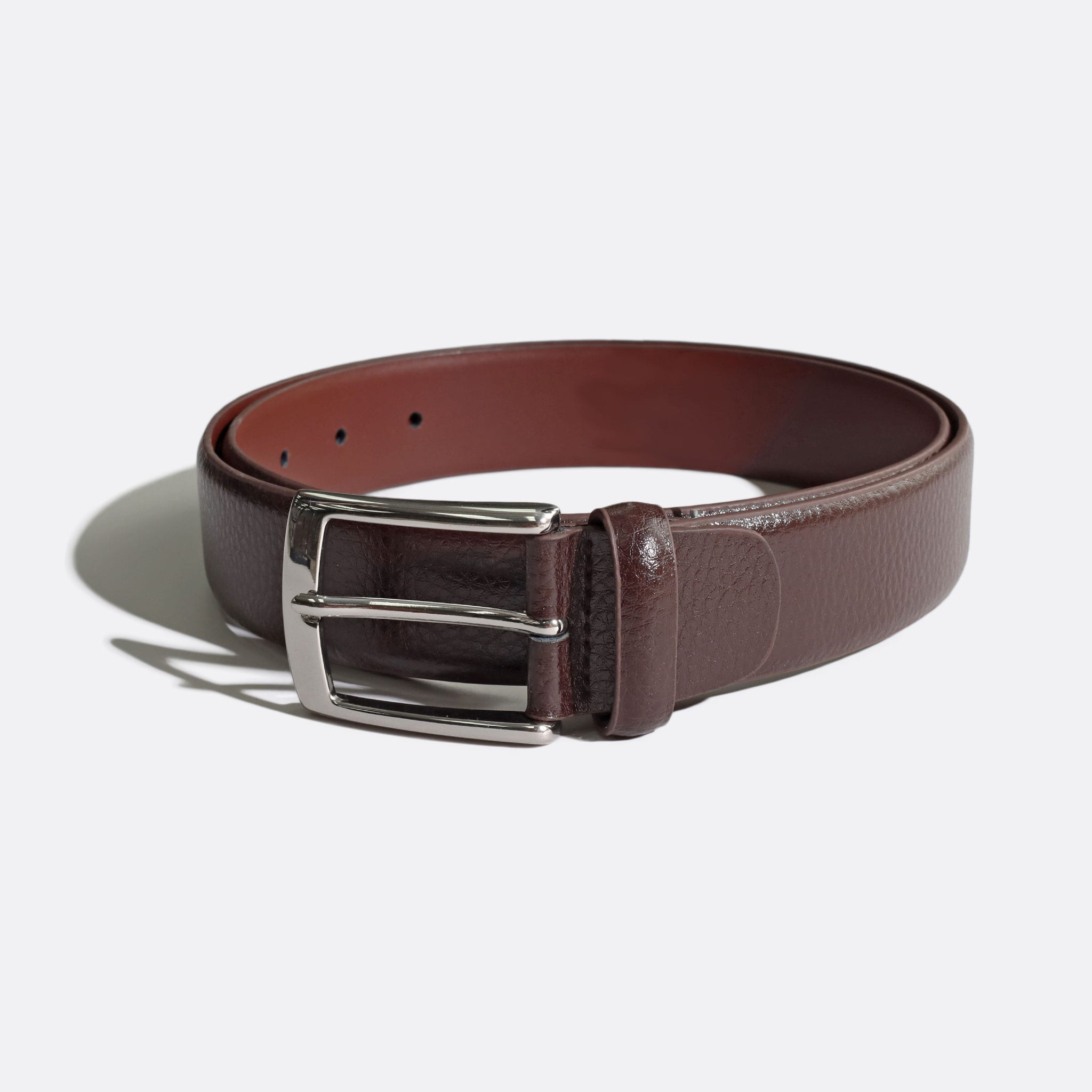 Far Afield Classic Leather Belt a Brown Leather Classic Leather Belt Heritage Inspired