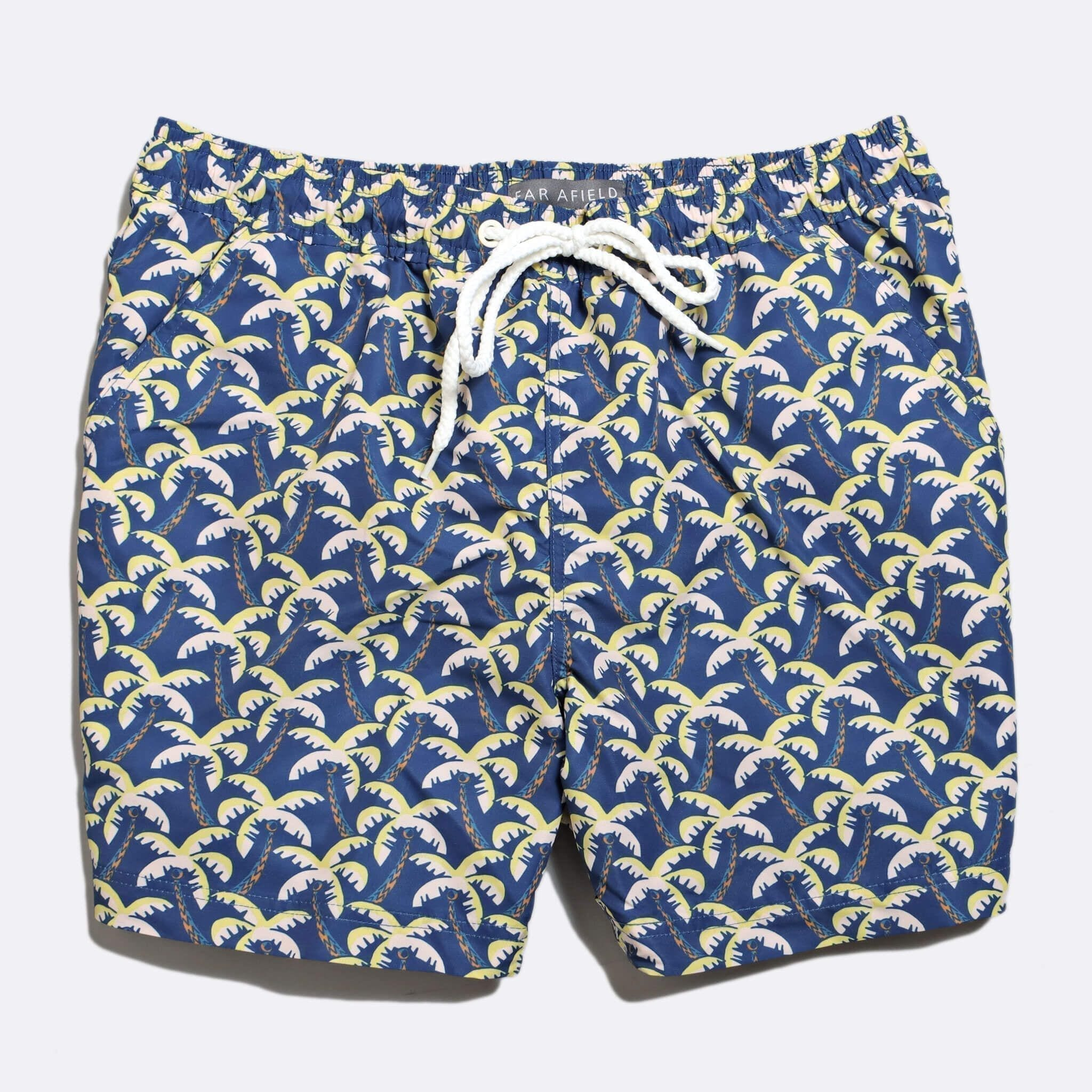 Far Afield x Selfridges Palm Print 50% Off Selected Recycled Plastic Swimwear